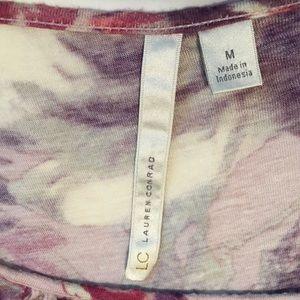 LC Lauren Conrad Tops - Lauren Conrad Lilac/ Purple Blouse -M